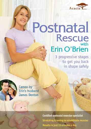 POSTNATAL RESCUE WITH ERIN O'BRIEN BY O'BRIEN,ERIN (DVD)